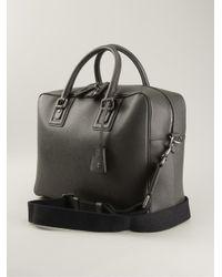 9a126e8d86 Lyst - Dolce   Gabbana Medium Hold-All in Gray for Men