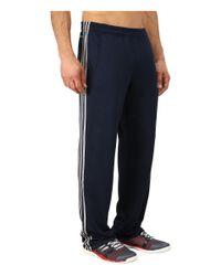 Adidas | Blue Ultimate Fleece 3s Pants for Men | Lyst