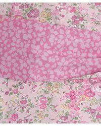 Liberty - Pink Tatum And Glenjade Cotton Kimono - Lyst