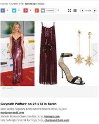 Lele Sadoughi | Metallic Sputnik Earrings | Lyst