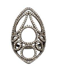Carole Shashona | Metallic Mars Ring | Lyst
