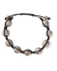 Christian Koban | Gray 'shambhala' Diamond Bracelet | Lyst