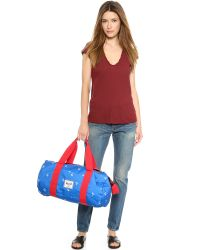 Herschel Supply Co. - Blue Sutton Duffel Bag Resortred - Lyst
