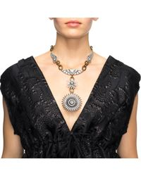 Lulu Frost - Metallic New Odyssey Necklace - Lyst