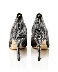 Moda In Pelle Black Karlita Medium Occasion Shoes