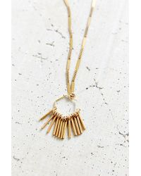 Urban Renewal | Metallic Crafts And Love June Necklace | Lyst