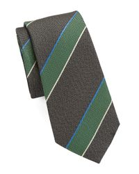 Original Penguin | Green Striped Tie for Men | Lyst