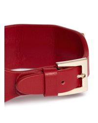 Valentino | Multicolor 'rockstud' Macro Leather Bracelet | Lyst