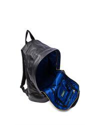 DIESEL Black On The Road Trip New Ride Backpack for men