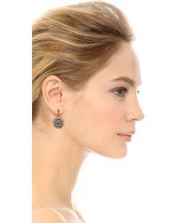 Samantha Wills Blue Sahara Sun Earrings Turquoise