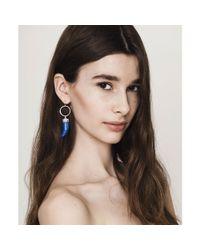 Jenny Bird Blue Wildland Earrings