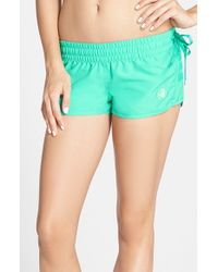 Body Glove | Green 'doheny' Microfiber Board Shorts | Lyst