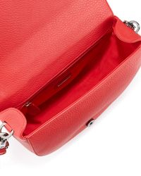 Christian Louboutin - Red Panettone Degrade Spike Bag - Lyst