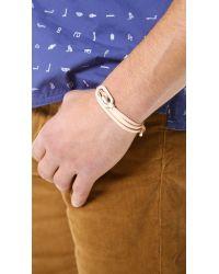 Miansai | Natural New Gamle Bracelet for Men | Lyst