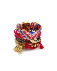 Hipanema Multicolor Madness Bracelet Blue Multi