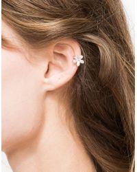 Need Supply Co. | Metallic Dia Ear Cuff | Lyst