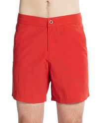 Ben Sherman - Tailored Swim Trunks for Men - Lyst