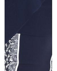 Roland Mouret - Blue Picton Dress - Lyst