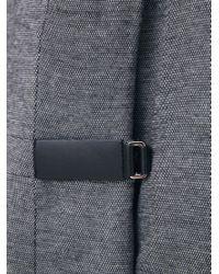 Violeta by Mango Gray Leather Belt Dress