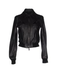 DSquared² | Black Jacket | Lyst