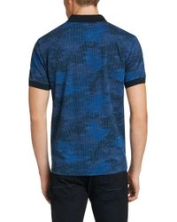 BOSS Green | Blue Regular-fit Polo Shirt 'paddy 4' In Jersey for Men | Lyst