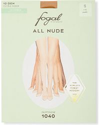 Fogal Natural All Nude 10 Denier Tights