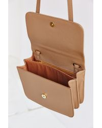 Silence + Noise - Natural Medium Messenger Bag - Lyst