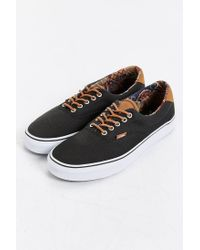 Vans | Black C&l Era 59 Sneaker | Lyst