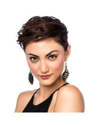 Lulu Frost | Brown 100 Year Earring #24 | Lyst