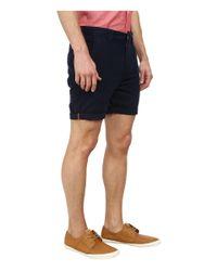 Wesc Blue Benos Shorts for men
