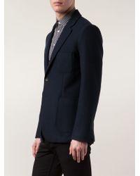 Rag & Bone - Blue 'Woodall' Jacket for Men - Lyst
