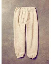 Free People - Natural Womens Vintage 1960S Dance Sweats - Lyst