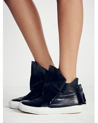 Free People - Black A.s.98 Womens Solera Hi Top Sneaker - Lyst