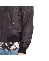 Polo Ralph Lauren - Black Triton Bomber Jacket for Men - Lyst