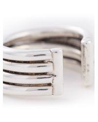 Philippe Audibert - Metallic 'new Africa 4' Ring - Lyst