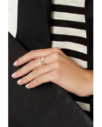 Repossi - Metallic Berbère 18-Karat Rose Gold Ring - Lyst