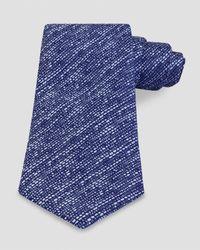 Thomas Pink | Blue Totnes Texture Classic Tie for Men | Lyst