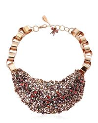 Vernissage Jewellery | Pink Anomma Ants Necklace | Lyst