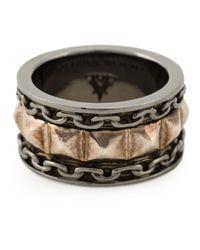Stephen Webster | Metallic Shank Ring for Men | Lyst