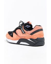 Saucony - Black Grid 9000 Bungee Pack Sneaker for Men - Lyst