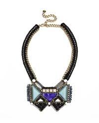 Nocturne | Hans Purple Necklace | Lyst