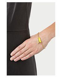Marc By Marc Jacobs | Green Arrow Charm Bracelet | Lyst