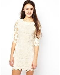 Darling | White Lace Dress | Lyst