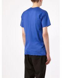 L'éclaireur | Blue Abstract Print T-shirt for Men | Lyst