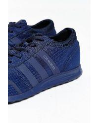 Adidas - Blue Los Angeles Sneaker for Men - Lyst
