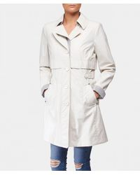 Creenstone - Natural Dora Trench Coat - Lyst