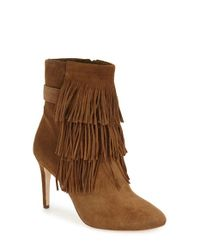 Via Spiga | Brown 'vesta' Boot | Lyst