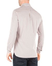 Racing Green - Blue George Multi Check Shirt for Men - Lyst