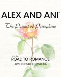 ALEX AND ANI | Gold Road To Romance Rose Expandable Wire Bangle | Lyst