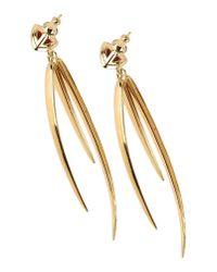Katie Rowland - Metallic Earrings - Lyst